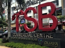 Partially Furnished Shop-Office For Sale At TSB Commercial Centre, Bandar Baru Sungai Buloh