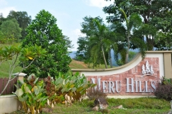 Partially Furnished Bungalow For Sale At Meru Hills, Taman Meru, Meru