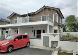 Unfurnished Semi-Detached For Sale At Desiran Bayu, Puchong South