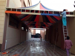 تركيب أحدث تصميمات مظلات خشبية 0122276189 مظلات بلاستيك سواتر احواش في جدة 0500301445