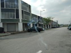 Partially Furnished Shop-Office For Sale At Saujana Rawang, Rawang