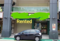 Partially Furnished Shop-Office For Sale At Shaftsbury Square, Cyberjaya