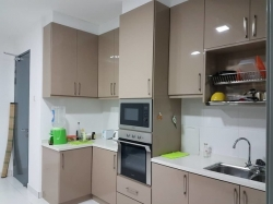 Partially Furnished Condominium For Sale At Metia Residence, Section 13, Shah Alam
