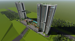 Partially Furnished Condominium For Sale At Taman Perling, Johor Bahru