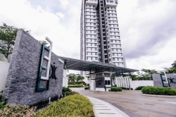Partially Furnished Condominium For Sale At The Epic Residences, Taman Suria Muafakat