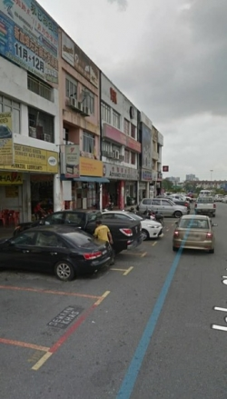 Unfurnished Shop-Office For Sale At Sungai Besi Indah, Seri Kembangan