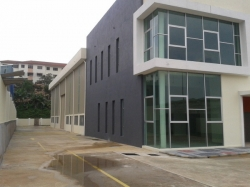 Unfurnished Factory For Sale At Bukit Angkat Industrial Park, Bukit Angkat