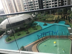 Unfurnished Condominium For Sale At Lakepark Residence, Selayang