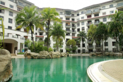 Unfurnished Condominium For Sale At Kondominium Sri Alam, Section 13, Shah Alam