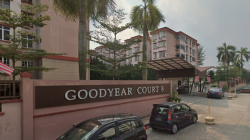 Unfurnished Apartment For Sale At Goodyear Court 8, USJ 14