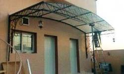 محلات بيع و تركيب مظلات برجولات حديد للحدائق أفضل الاسعار بالمملكة 0535163337