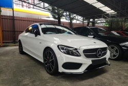 Mercedes-Benz C-Class C43 AMG Coupe