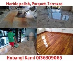 Marble polish & parquet varnish