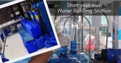 Water Refilling Station Business Package