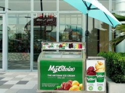 My Choice Ice Cream Franchise