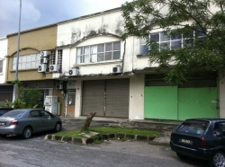 Shop-Office For Auction At OUG Parklane, Jalan Puchong