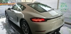 Porsche Cayman 718 2.0 Turbo Pdk