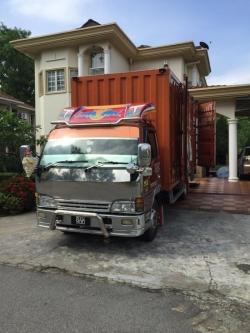 GPS Movers Malaysia In Kuala Lumpur