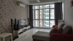Fully Furnished Condominium For Sale At Central Residence, Sungai Besi