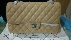 Pre-order *Genuine Caviar Leather* Chanel Classic Jumbo
