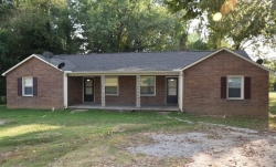 Brick Duplex for Sale near Jackson TN Hospital