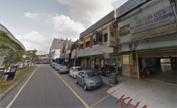 Unfurnished Shop-Office For Sale At Taman Midah, Cheras