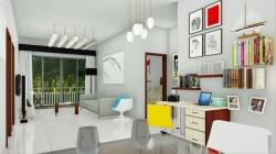 Fully Furnished Condominium For Sale At Taman Salak Indah, Salak Tinggi