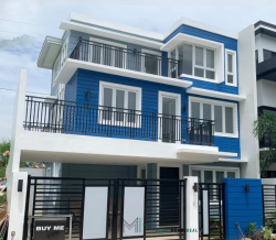 Santorini House and Lot: Antipolo