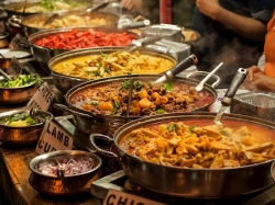 Indian Restaurant, Trained Employees, Seller Financing