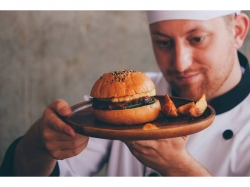 New Burger Franchise, Fast Casual Restaurant
