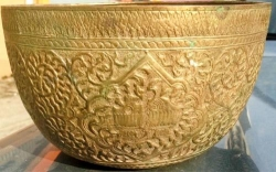 18th Century Siam's Water Bowl