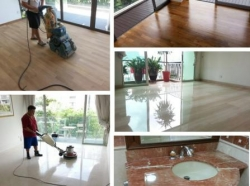 Polishing Marble, Terrazzo, Parquet, tiles, House Cleaning Services