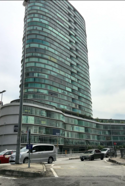 Unfurnished Office For Sale At Oval Damansara, TTDI