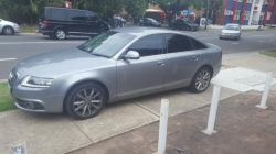 2012 Audi A6, Multitronic Turbo 7 speed, Auto