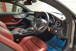 Mercedes-Benz C-Class C43 3.0 AMG Coupe