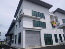 Taman Industri Alam Jaya Semi-detached Factory For Sale
