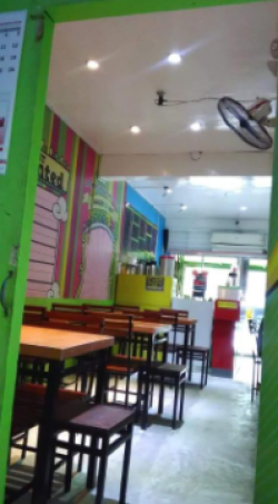 Milk Tea Shop with Food Business For Sale