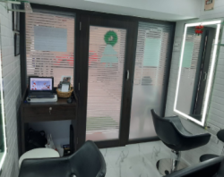 Newly Established Salon For Sale in Dadar