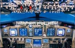 BOEING 737 FLIGHT SIMULATOR, DUBAI
