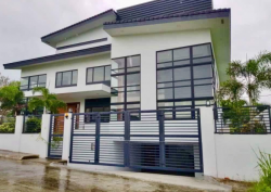 Elegant 3 Storey House and Lot with Basement in Quezon City