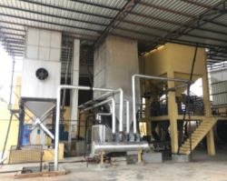 Rice Mill with All Business Equipments