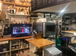 West End Café And Takeaway, Glasgow For Sale