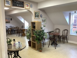 Coffee Shop In The Heart Of Newbury For Sale