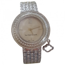Van Cleef & Arpels - Charms White Gold Watch