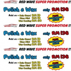 RED WAVE AUTO SPA