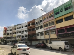 Unfurnished Shop-Office For Sale At Taman Maluri, Cheras