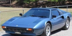 1982 Ferrari 308 GTSi Manual