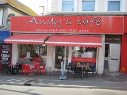 Cafe in Newquay