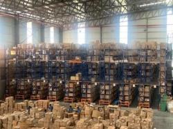 Second Hand , Warehouse Metal Shelves