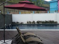 Pool Deck Sun Lounger